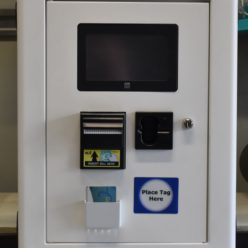Wall Mount Kiosks